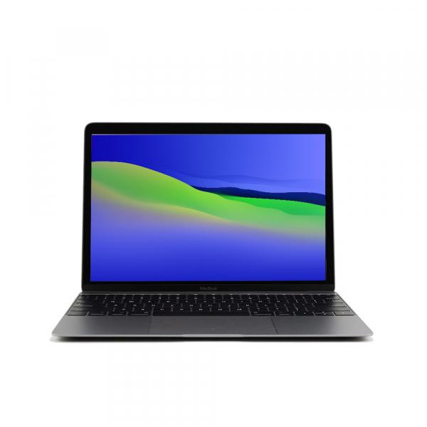 Apple MacBook 12.1″ Retina Grigio Siderale intel® Dual-Core i7 1.4GHz Late 2017 (Ricondizionato) macOS Monterey