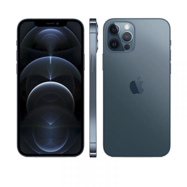 Apple iPhone 12 Pro Max 128GB Blu Pacifico 6.7″ Super Retina XDR iOS 15