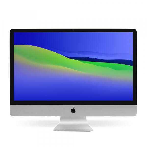 Apple iMac 27″ Slim Retina 5K intel® Quad-Core i5 3.3GHz Late 2015 (Ricondizionato) macOS Monterey