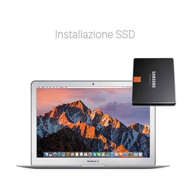 Aumentare Memoria MacBook Air fino al 2017 | FlashMac