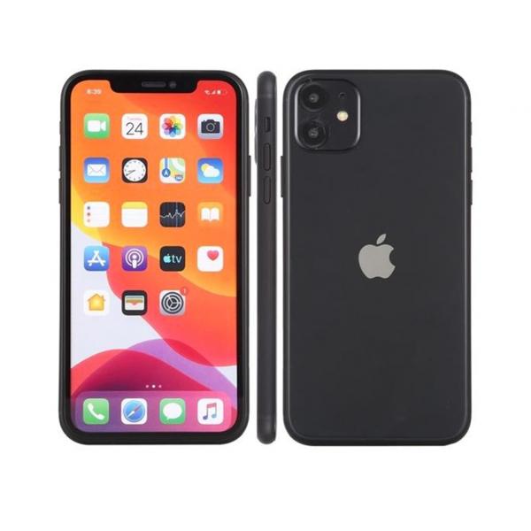 Apple iPhone 11 64 GB Nero 5.8″ Liquid Retina HD (Ricondizionato) iOS 15