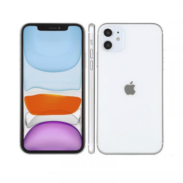 Apple iPhone 11 64 GB Bianco 6.1″ Liquid Retina HD (Ricondizionato) iOS 15