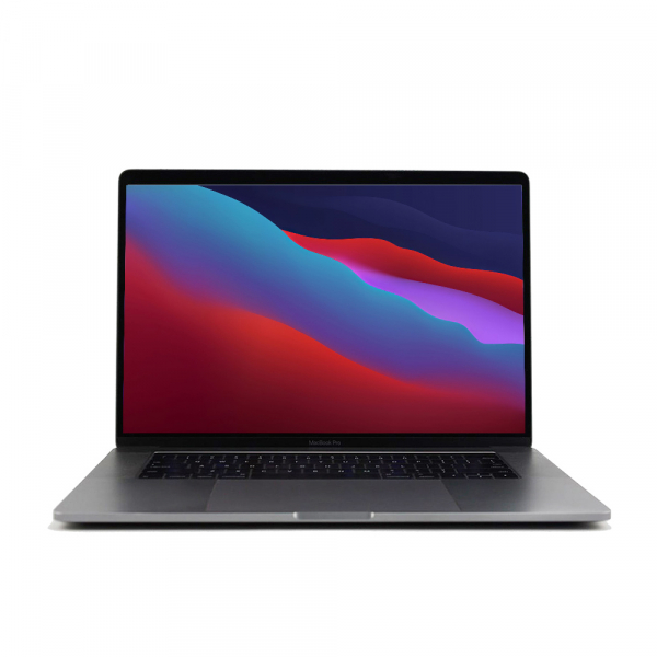 Apple MacBook Pro 15.4″ Retina TouchBar Grigio Siderale intel® Six-Core i7 2.6GHz 2019 (Ricondizionato) monOS Monterey