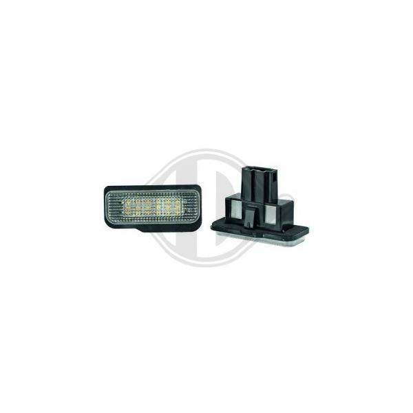 Luce targa E-Kl.E220-500 W211 02-06