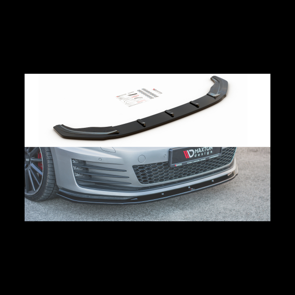 Splitter anteriore V.1 VW Golf 7 GTI