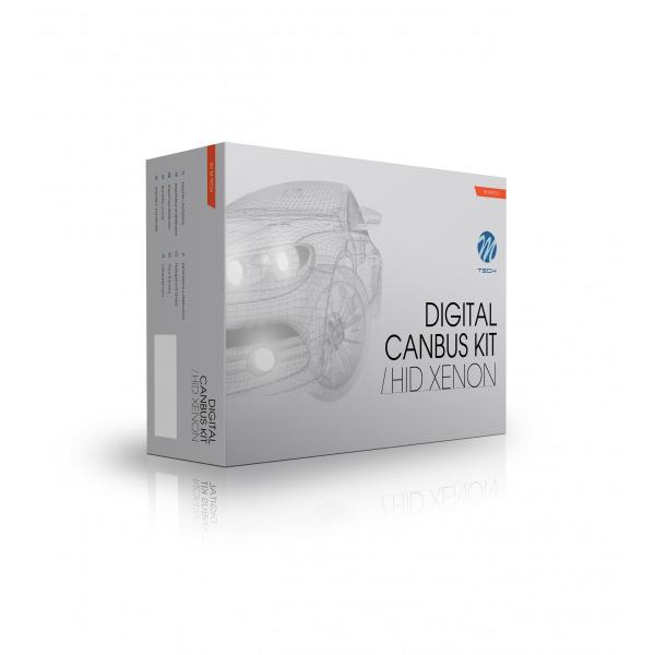 Kit di conversione Xenon CANBUS SLIM H9 4300K