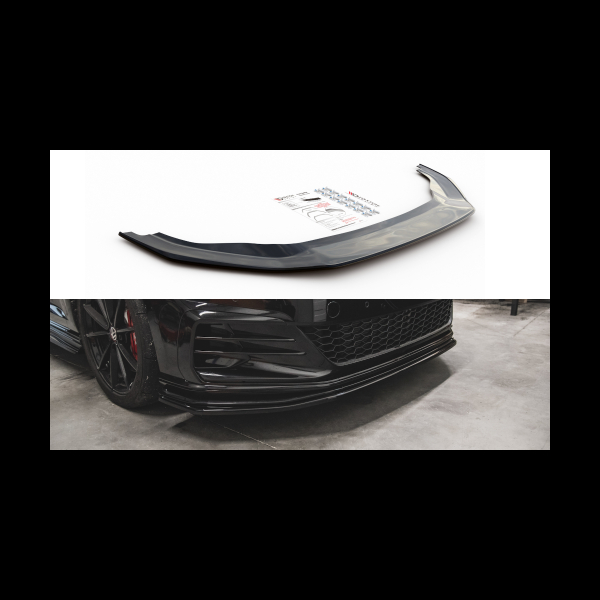 Splitter anteriore VW Golf 7 GTI TCR
