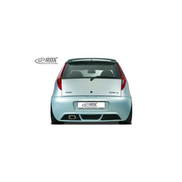 RDX Rear bumper FIAT Punto 2 incl. Facelift Turbo